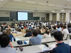 関西学院大学さま寄付講座「会社組織の中で大切にしている5つの視点」