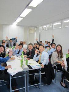 株式会社プラザリンクさま「問いを学ぶ、問いで学ぶ、問いで気づく!」~チームの中での自分の役割を探る~